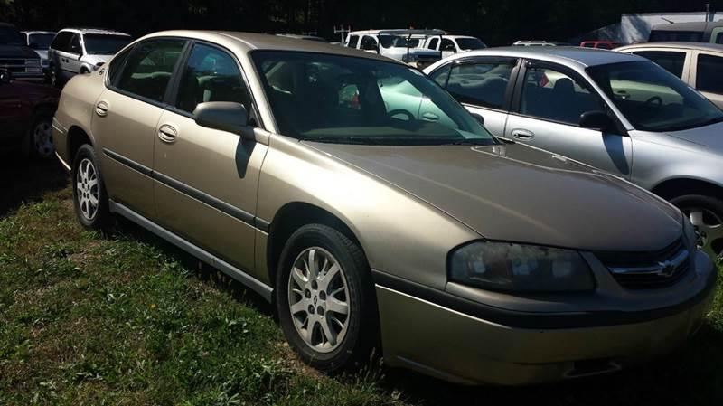 2004 Chevrolet Impala 4dr Sedan - Darlington PA