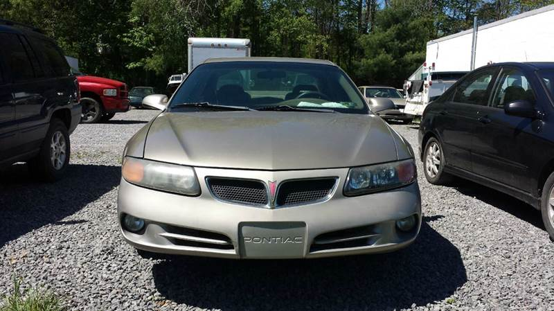 2000 Pontiac Bonneville SE 4dr Sedan - Darlington PA