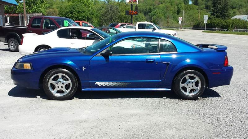 2004 Ford Mustang 2dr Coupe - Darlington PA