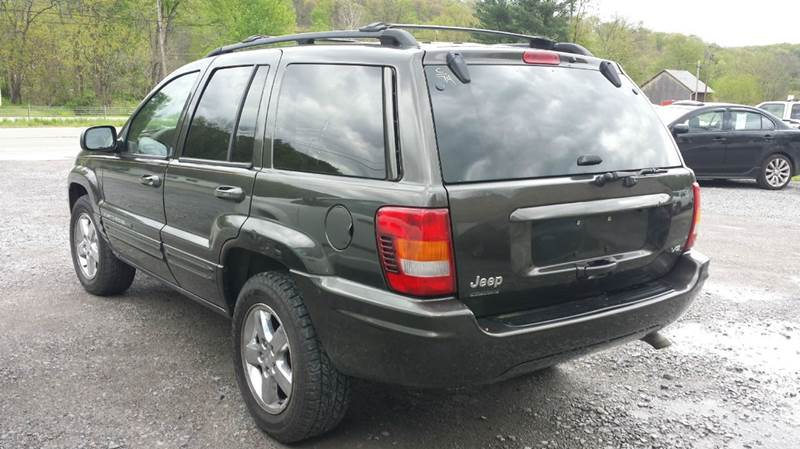 2004 Jeep Grand Cherokee Limited 4WD 4dr SUV - Darlington PA