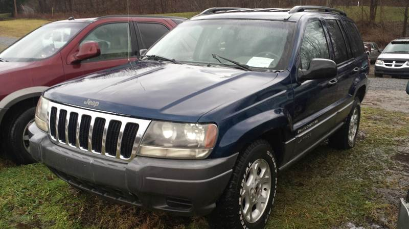 2002 Jeep Grand Cherokee Laredo 2WD 4dr SUV - Darlington PA