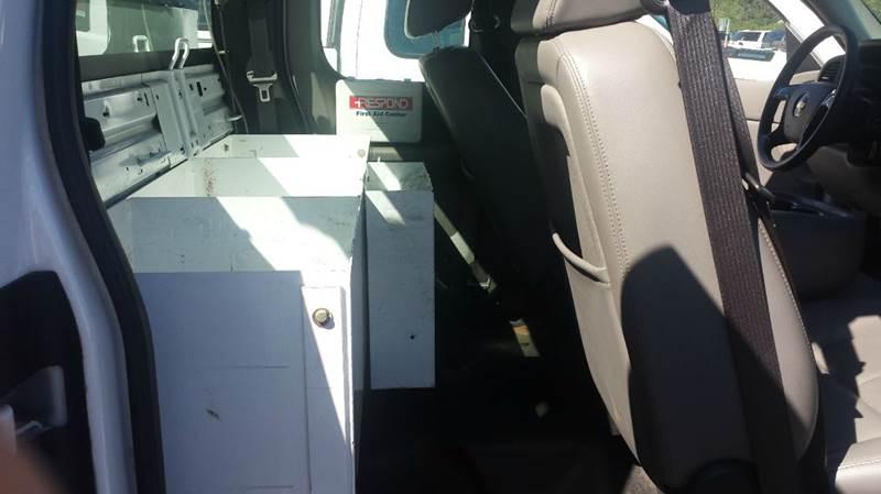 2008 Chevrolet Silverado 2500HD 4WD LT2 4dr Extended Cab SB - Darlington PA