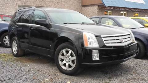 2007 Cadillac SRX for sale in Darlington, PA