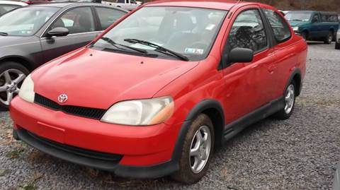 2001 Toyota ECHO for sale in Darlington, PA