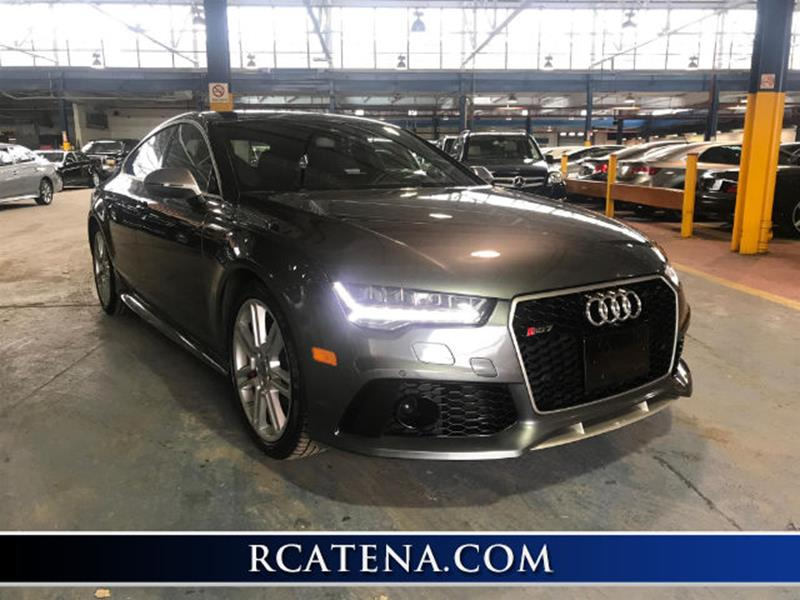Audi rs 7 for sale for Valenti motors watertown ct