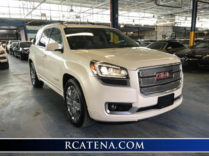 2014 gmc acadia for sale in new jersey. Black Bedroom Furniture Sets. Home Design Ideas
