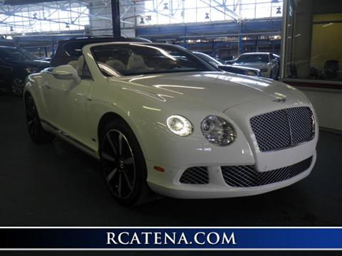 2013 Bentley Continental GTC for sale in Teterboro, NJ