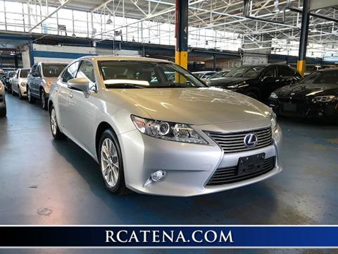 2013 Lexus ES 300h for sale in Teterboro, NJ