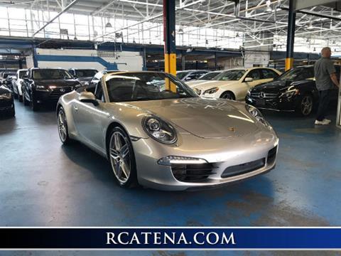 2012 Porsche 911 for sale in Teterboro, NJ