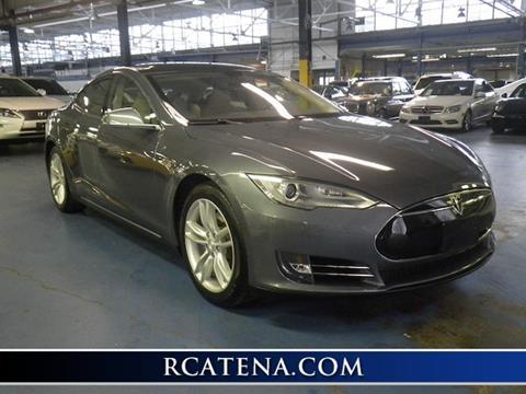 2013 Tesla Model S for sale in Teterboro, NJ