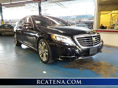 2015 Mercedes-Benz S-Class for sale in Teterboro, NJ