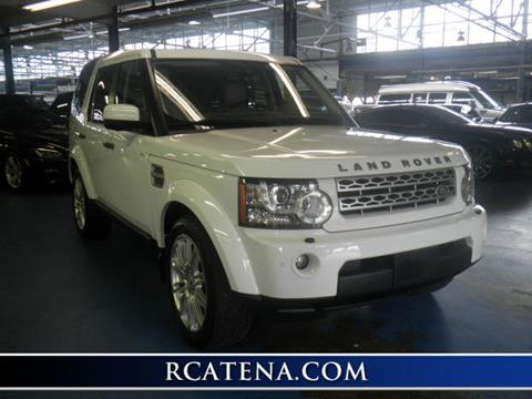 2011 Land Rover LR4 for sale in Teterboro, NJ