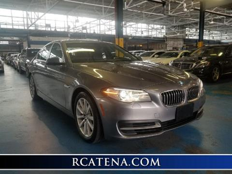 2014 BMW 5 Series for sale in Teterboro, NJ