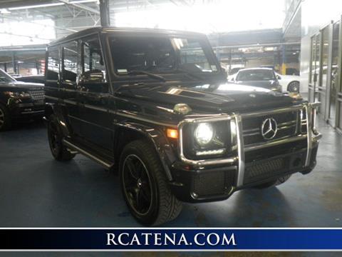 2014 Mercedes-Benz G-Class for sale in Teterboro, NJ
