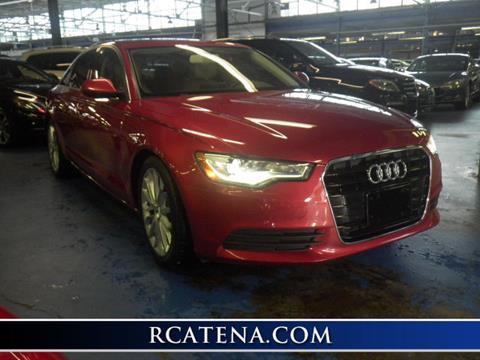 2012 Audi A6 for sale in Teterboro, NJ