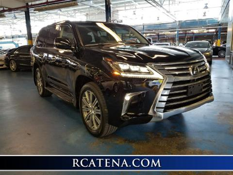 2017 Lexus LX 570 for sale in Teterboro, NJ