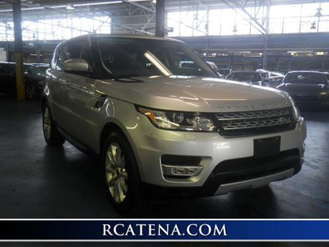 2014 Land Rover Range Rover Sport for sale in Teterboro, NJ