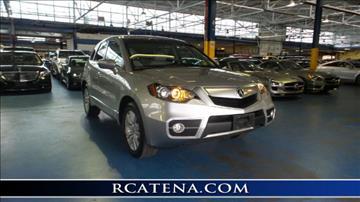 2012 Acura RDX for sale in Teterboro, NJ