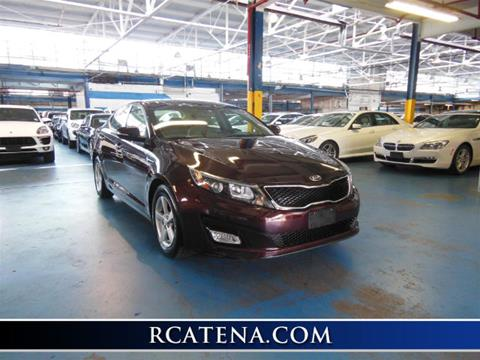 2014 Kia Optima for sale in Teterboro, NJ