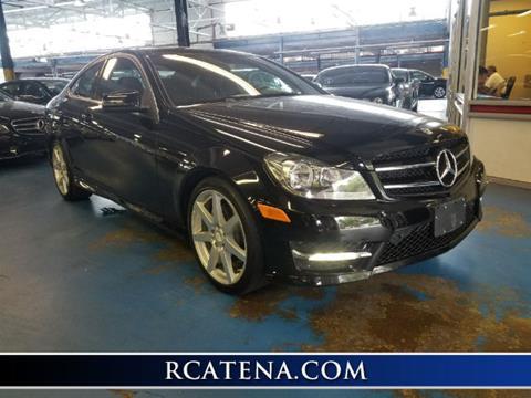 2014 Mercedes-Benz C-Class for sale in Teterboro, NJ