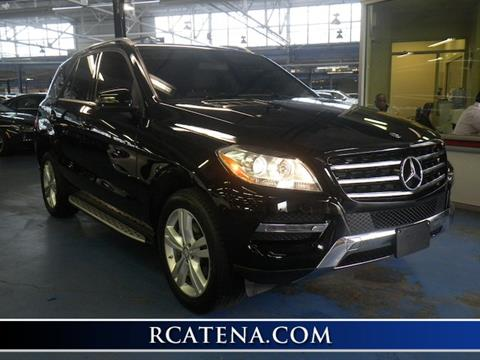 2014 Mercedes-Benz M-Class for sale in Teterboro, NJ