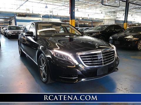 2016 Mercedes-Benz S-Class for sale in Teterboro, NJ