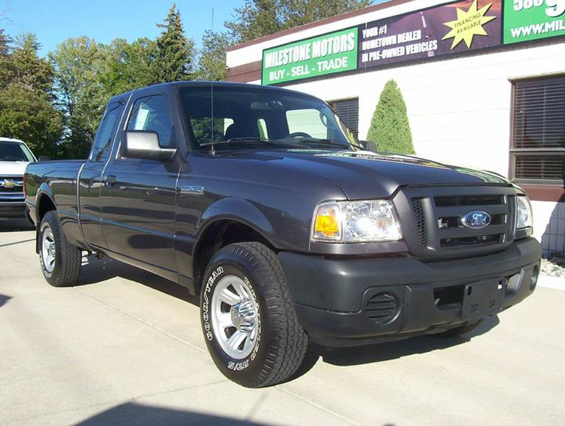 2008 ford ranger xlt 4x4 4dr supercab sb in chesterfield. Black Bedroom Furniture Sets. Home Design Ideas