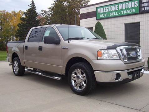 2008 Ford F-150 for sale in Chesterfield, MI