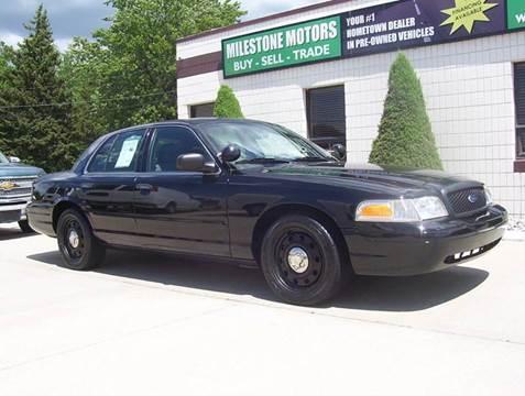 Ford Crown Victoria For Sale In Michigan Carsforsale Com