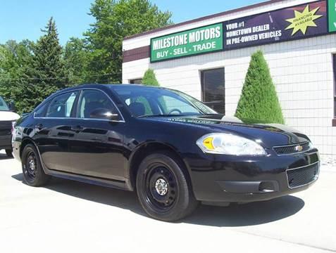 2013 Chevrolet Impala for sale in Chesterfield, MI