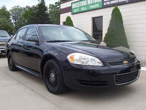 2010 Chevrolet Impala for sale in Chesterfield, MI