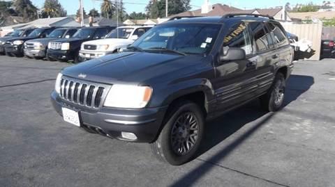 2002 Jeep Grand Cherokee for sale in Hayward, CA