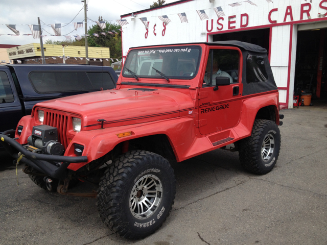 1992 Jeep Wrangler for sale in Wayne MI