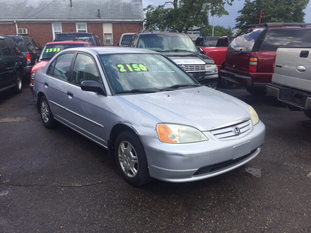 2001 Honda Civic LX 4dr Sedan - Wayne MI