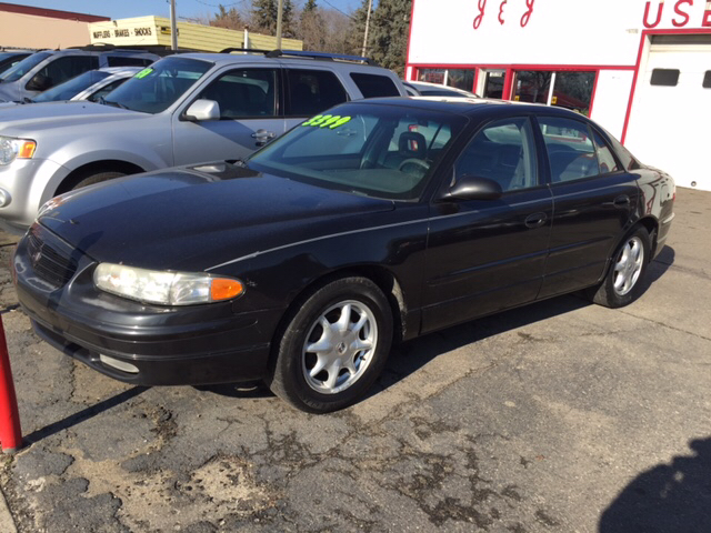 2002 buick regal ls 4dr sedan in wayne mi j j used. Black Bedroom Furniture Sets. Home Design Ideas
