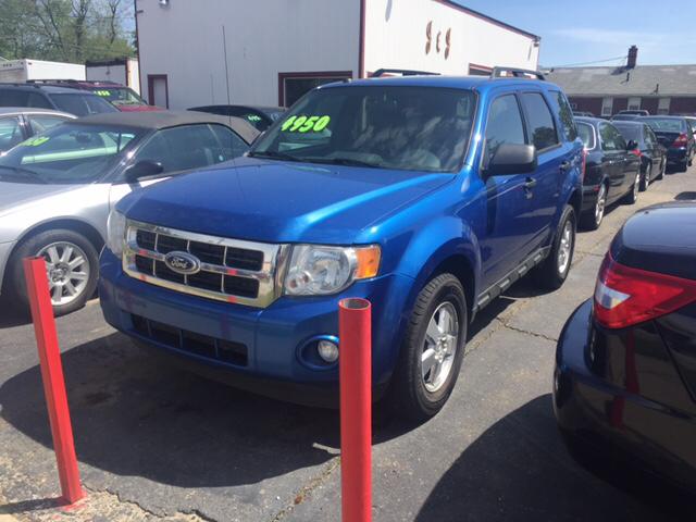 2011 Ford Escape XLT 4dr SUV - Wayne MI