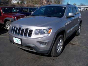 2014 Jeep Grand Cherokee for sale in Leominster, MA