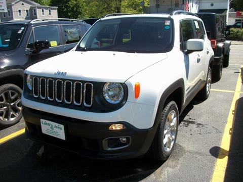 2017 Jeep Renegade for sale in Leominster, MA