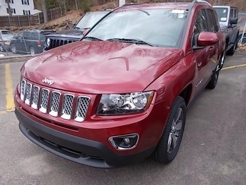 2016 Jeep Compass for sale in Leominster MA