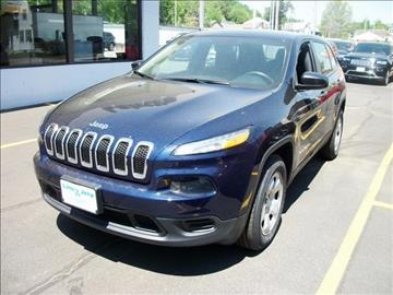 2014 Jeep Cherokee for sale in Leominster, MA