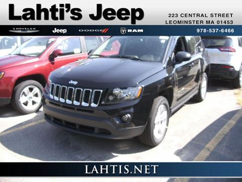 2016 Jeep Compass for sale in Leominster, MA