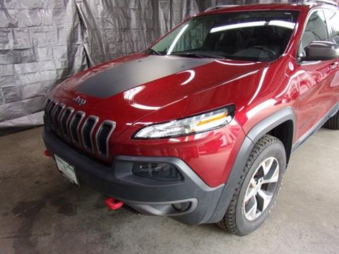2015 Jeep Cherokee for sale in Leominster, MA