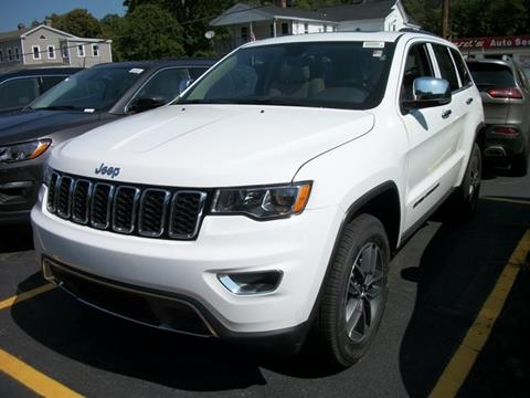 2018 Jeep Grand Cherokee for sale in Leominster MA