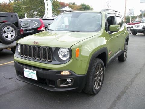 2016 Jeep Renegade for sale in Leominster, MA