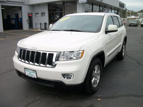 2011 Jeep Grand Cherokee for sale in Leominster MA
