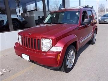 2012 Jeep Liberty for sale in Leominster, MA