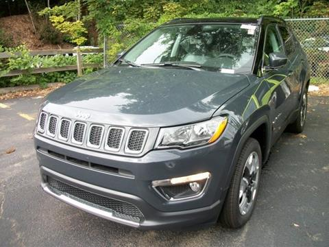 2017 Jeep Compass for sale in Leominster MA