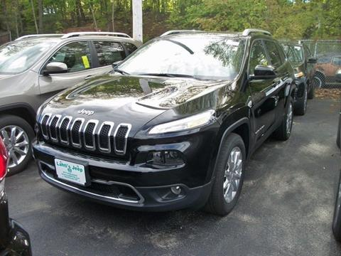 2017 Jeep Cherokee for sale in Leominster MA