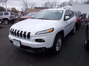2016 Jeep Cherokee for sale in Leominster, MA
