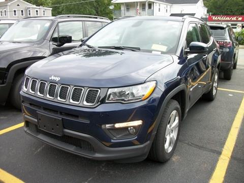 2017 Jeep Compass for sale in Leominster, MA